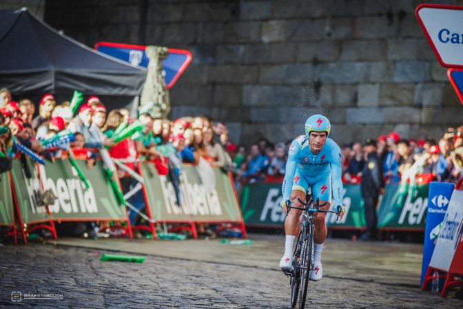 2014 Vuelta a España: Stage 21 TT