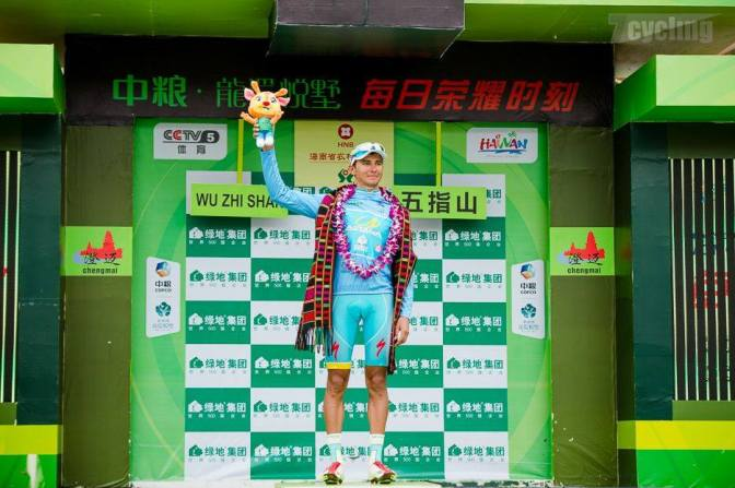 ST9 : Tour of Hainan :: Dangzhou-Chengmai – 165km