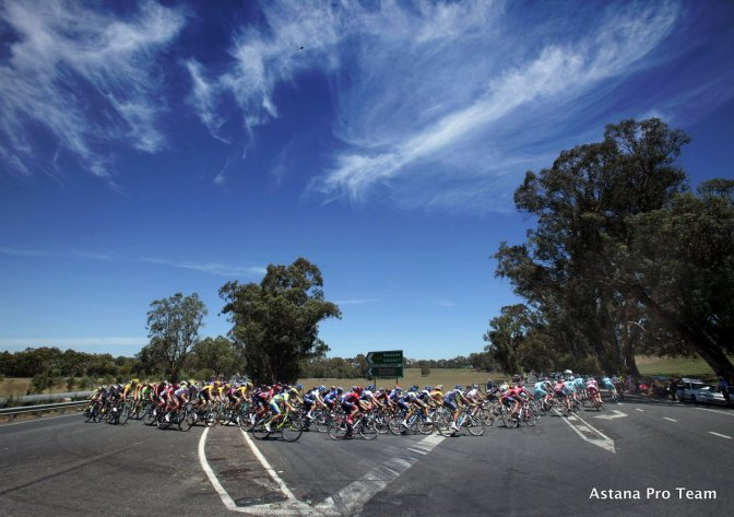 ST3:Tour Down Under:Norwood-Paracombe – 143 km