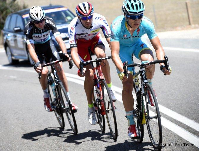 ST4 : Tour Down Under :: Glenelg-Mount Barker – 144km
